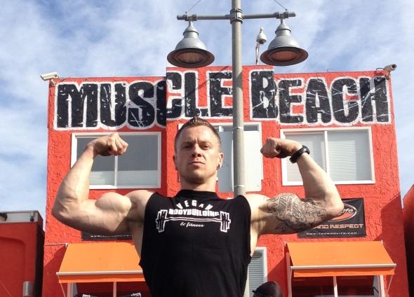 Muscle Beach 2013
