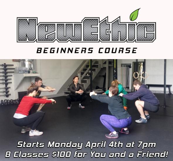 April Course